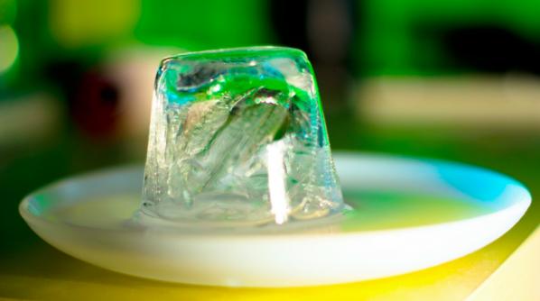 timelapes льда