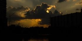 Закат в Чертаново