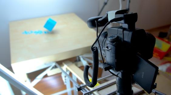 Самодельный слайдер для DSLR камер