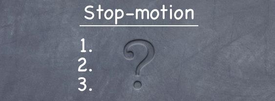 Как снимать stop-motion анимацию