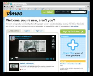 Инфляция Анимации на Vimeo.com