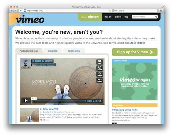 I LOOK & MOVE на vimeo