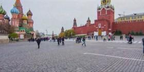Motion Time-lapse сквозь улицу